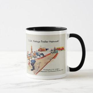 米国のトレーラーネットワーク マグカップ