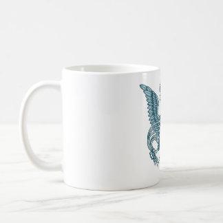 米国のプライバシー規約のマグ コーヒーマグカップ