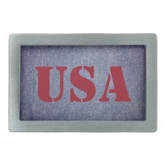 米国のベルトの留め金 長方形ベルトバックル