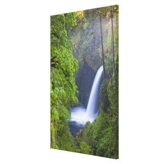 米国のワシの入り江、コロンビアの峡谷、オレゴン キャンバスプリント