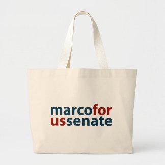 米国の上院のためのMarco ラージトートバッグ