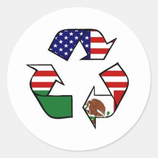 米国の不法移民の方針 ラウンドシール