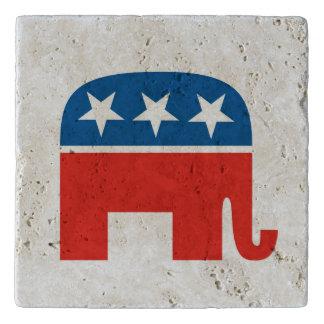 米国の共和党象 トリベット
