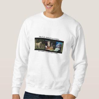 米国の動物の法律相談所メンズスエットシャツのサイズL スウェットシャツ