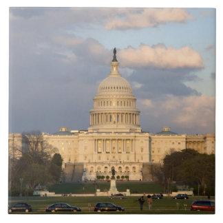 米国の国会議事堂の建物 タイル