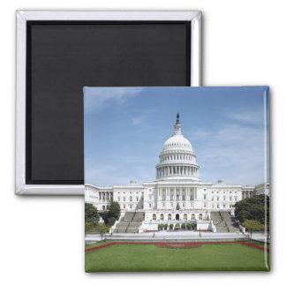米国の国会議事堂の建物 マグネット