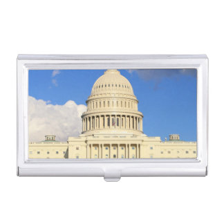 米国の国会議事堂の建物、Washington D.C.、米国 名刺入れ