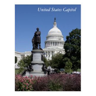 米国の国会議事堂 ポストカード