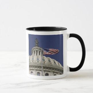 米国の国会議事堂、ワシントンD.C.、 マグカップ