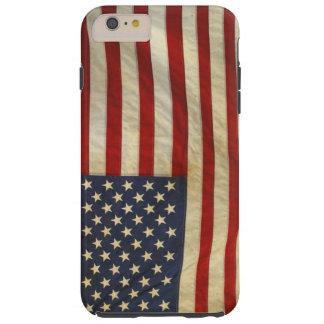 米国の国旗-星ちりばめられた旗 TOUGH iPhone 6 PLUS ケース