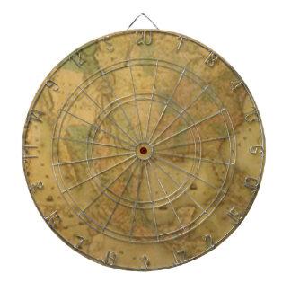 米国の地図の投げ矢板 ダーツボード
