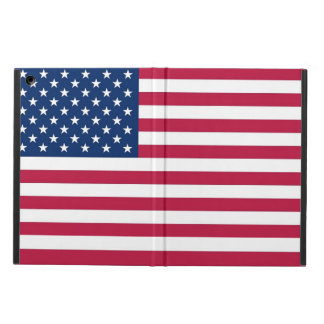 米国の旗が付いている愛国心が強く、特別なipadの場合 iPad airケース