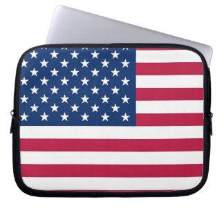 米国の旗のラップトップスリーブ ラップトップスリーブ