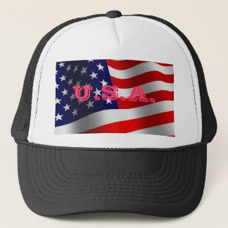 米国の旗の帽子 キャップ