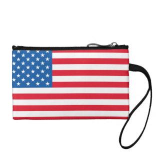 米国の旗の星条旗 コインパース