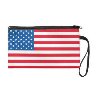 米国の旗の星条旗 リストレット