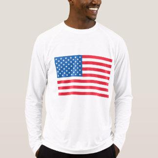 米国の旗の星条旗 Tシャツ