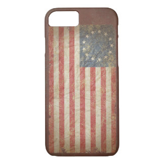 米国の旗1776年 iPhone 8/7ケース