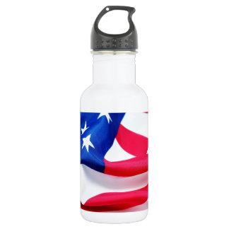 米国の旗 ウォーターボトル
