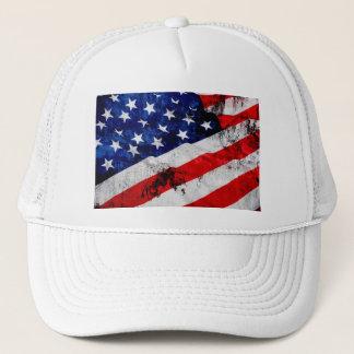 米国の旗 キャップ