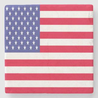 米国の旗 ストーンコースター