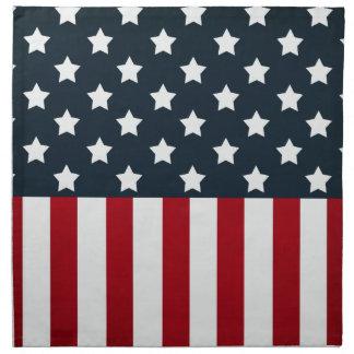 米国の旗 ナプキンクロス