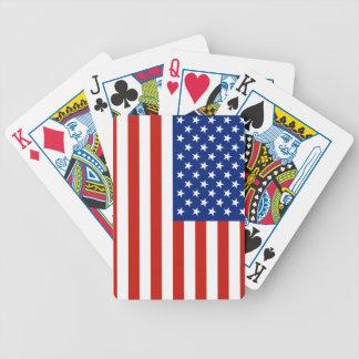米国の旗 バイスクルトランプ