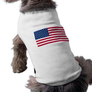 米国の旗 ペット服