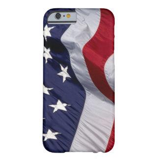 米国の旗 BARELY THERE iPhone 6 ケース