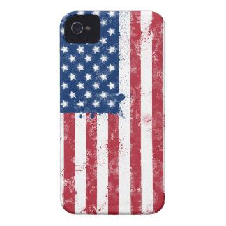 米国の旗 Case-Mate iPhone 4 ケース