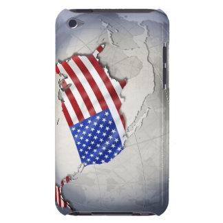 米国の旗 Case-Mate iPod TOUCH ケース