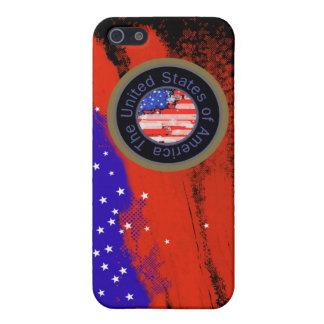 米国の旗 iPhone 5 CASE