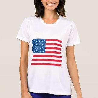 米国の旗 Tシャツ