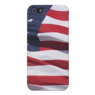 米国の旗iPhone4の箱 iPhone 5 ケース