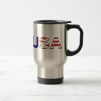 米国の星条旗のタンブラー トラベルマグ