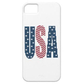 米国の星条旗のiPhone 5の場合 iPhone SE/5/5s ケース