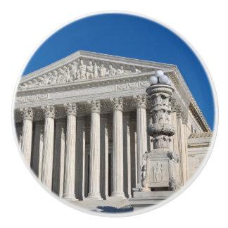 米国の最高裁判所 セラミックノブ