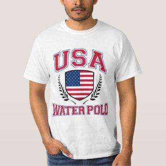 米国の水球 Tシャツ