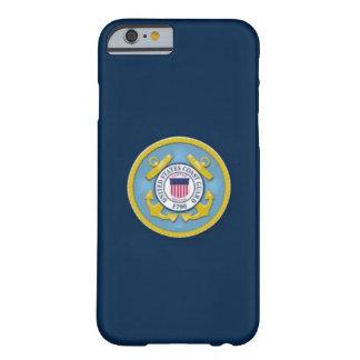 米国の沿岸警備隊の紋章のIPhone6ケース Barely There iPhone 6 ケース