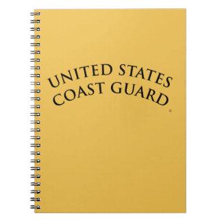 米国の沿岸警備隊 ノートブック