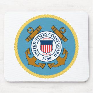 米国の沿岸警備隊 マウスパッド