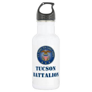 米国の海軍海の士官候補生のチューソンの大隊のwaterbottle ウォーターボトル
