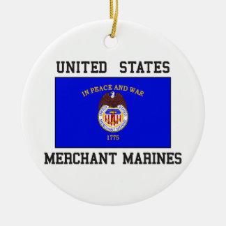 米国の海運力 セラミックオーナメント