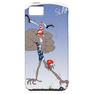 米国の確実、贅沢なfernandes iPhone SE/5/5s ケース
