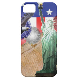 米国の米国旗のiPhone 5つのケース iPhone SE/5/5s ケース