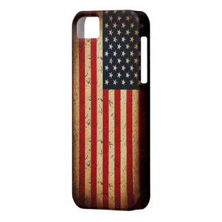 米国の米国旗 iPhone SE/5/5s ケース