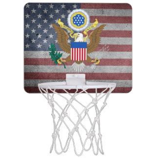 米国の素晴らしいシール ミニバスケットボールゴール
