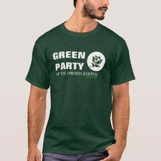 米国の緑の党 Tシャツ