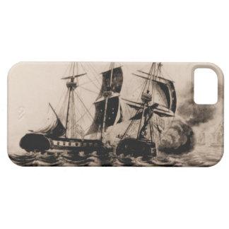 米国の船のスズメバチ1806年 iPhone SE/5/5s ケース