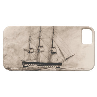 米国の船のindedpendenc 1815年 iPhone SE/5/5s ケース